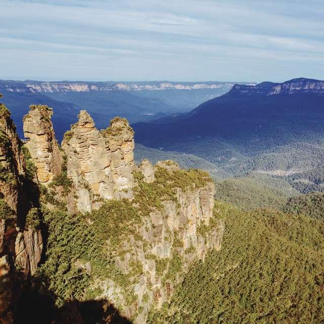 Three Sisters, Blue Mountains - Tour Guiado en Australia