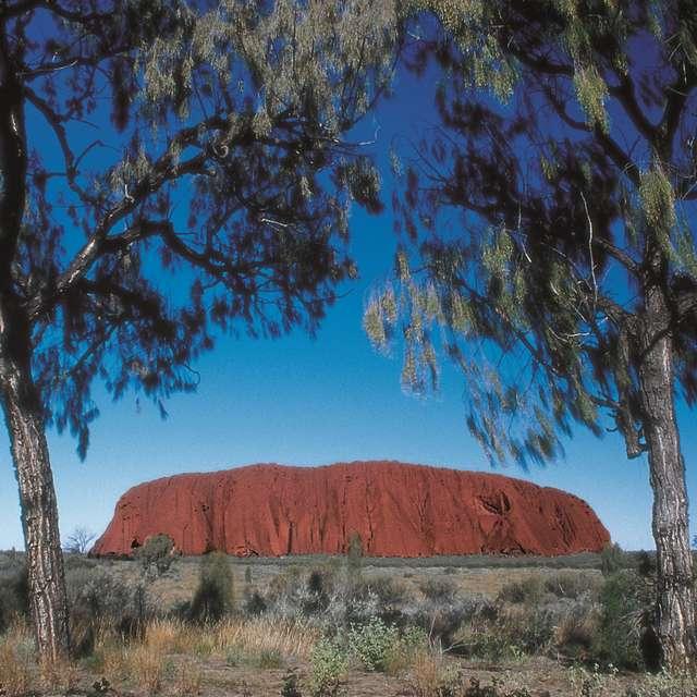 Ayers Rock, Centre Rouge - Tour guiado en Australia