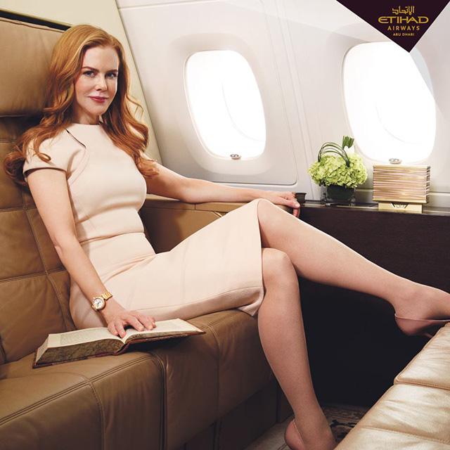 Nicole Kidman Imagen de Ethiad