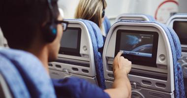 Cathay Entretenimiento Clase turista