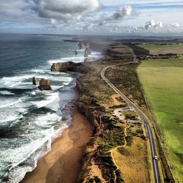 Los 12 Apóstoles - Viaje por la Great Ocean Road