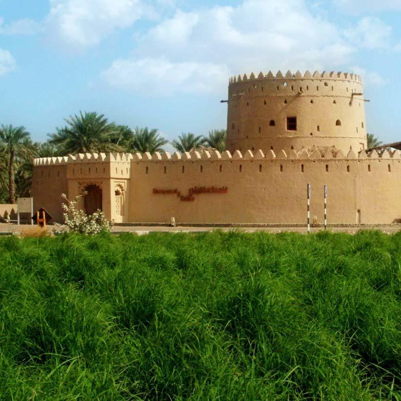 Al-Ain - Ciudad Escala Abu Dhabi en vuelos Australia