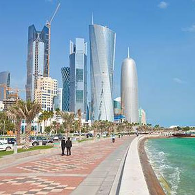 Doha paseo - Ciudad Escala en Doha vuelos Australia