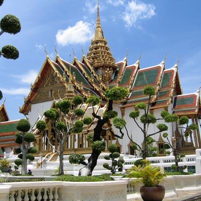 Templo en Thailandia - Ciudad Escala vuelos Australia