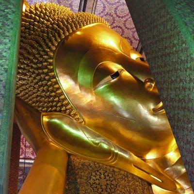 Buda Bangkok - Ciudad Escala vuelos Australia