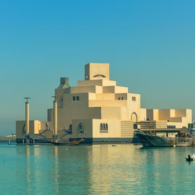 Museo de arte Islámico - Ciudad Escala en Doha vuelos Australia