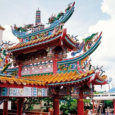 Singapur - Ciudad Escala en Singapur en vuelos Australia