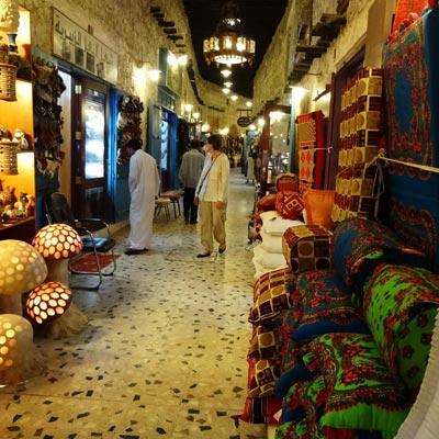 Souq Waqif Doha - Ciudad Escala en Doha vuelos Australia