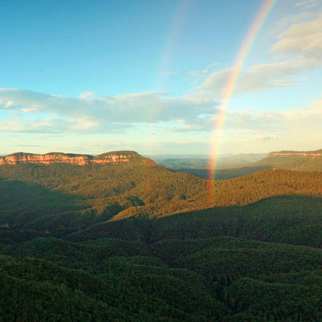 Las Blue Mountains -Paquete de viaje a Australia