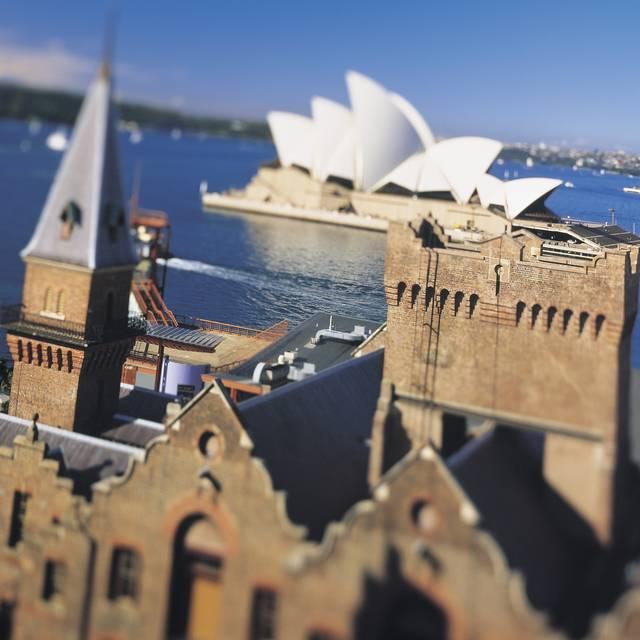 Sydney Opera House y The Rocks
