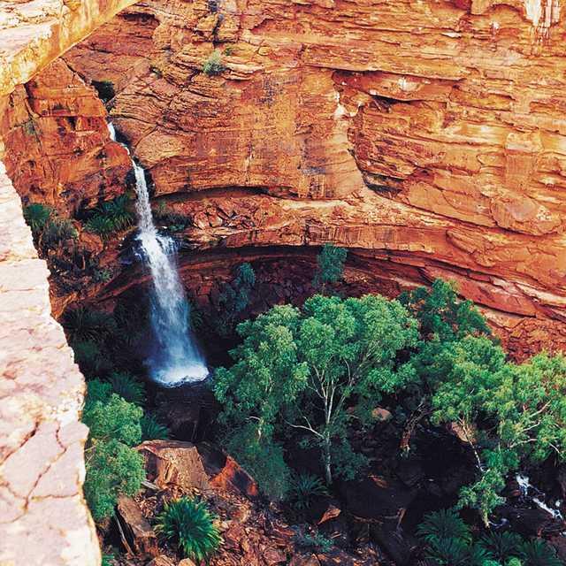 Kings Canyon - Viaje a Australia del Sur