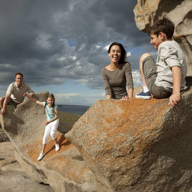 Kangaroo Island - Viaje en familia Australia