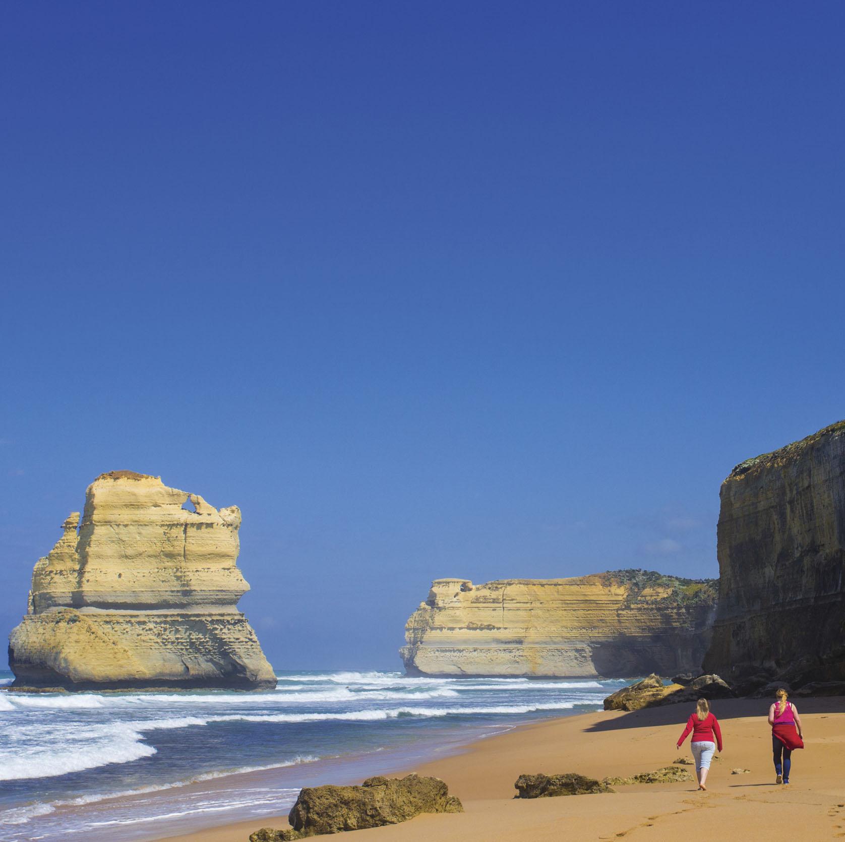 Los 12 Apóstoles - Viaje a Australia del sur