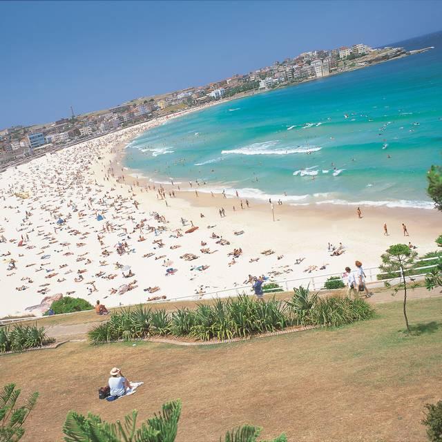 Playa en Sydney - Viaje en familia Australia