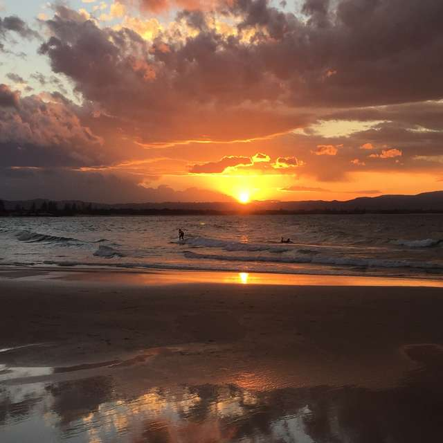 Ruta de Playa en Playa por Australia