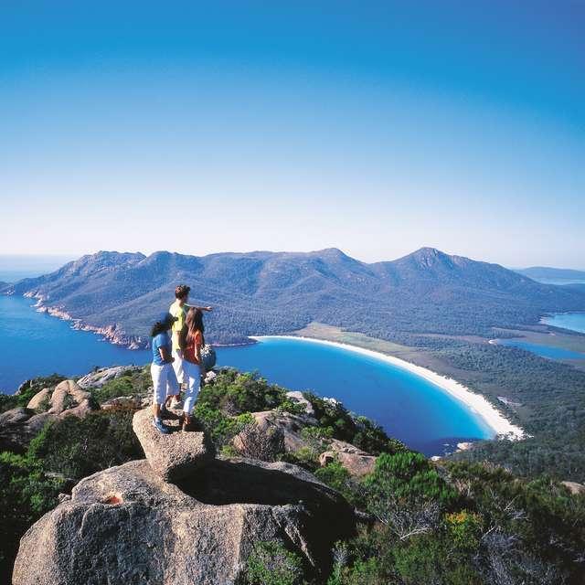 Freycinet - Viaje a Tasmania
