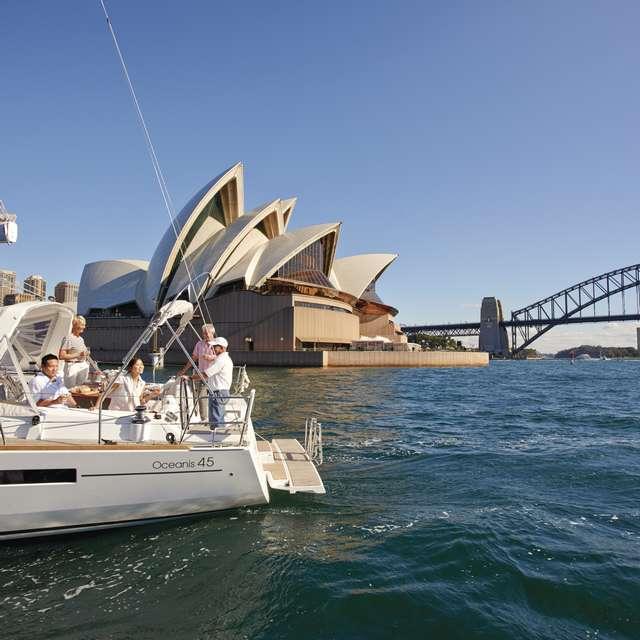 Sydney crucero en la Bahía - Viaje Australia de Lujo