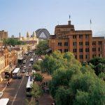 The Rocks - Viaje a Sydney