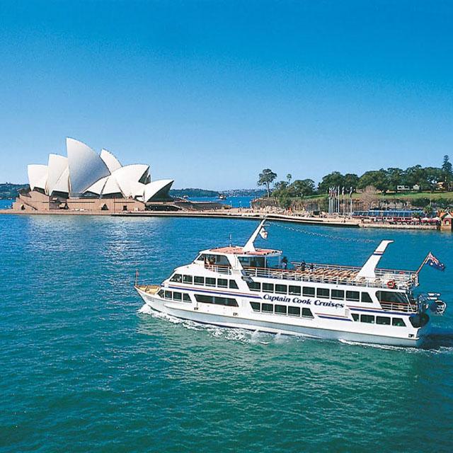 Crucero por la Bahía - Tour Guiado en Sydney, Melbourne y Cairns