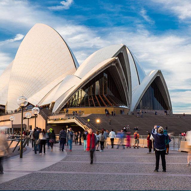 Tour Guiado en Sydney, Melbourne y Cairns